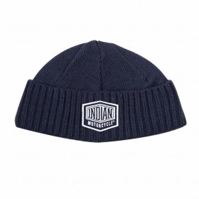 Men's Indian Shield Patch Beanie Hat