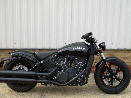 Indian Scout Bobber Sixty 2021 - IN STOCK