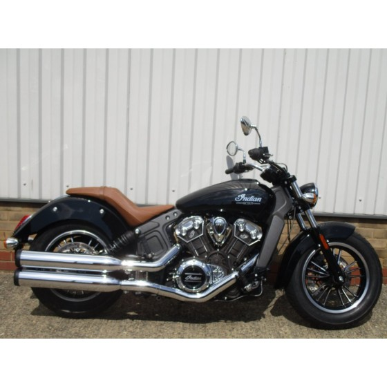 Indian Scout Gloss Black IN STOCK