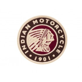 Indian Circle Icon Badge