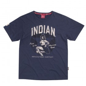 Men's Indian Bomber Girl Pride T-shirt