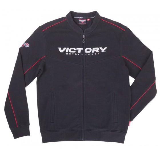 Men's Victory Brand Zip Thru