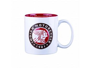 Indian Embossed Mug