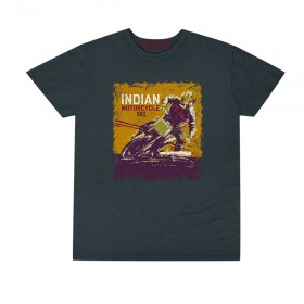 Men's Indian Adventure T-Shirt - Grey