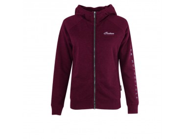 Women's Indian Motorcycle Logo Zip Hoodie